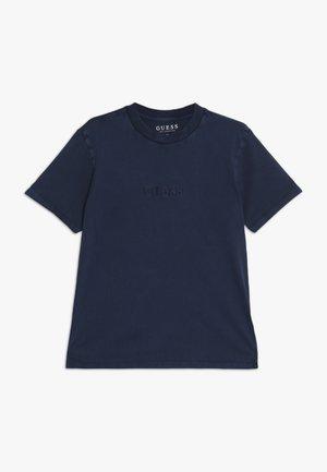 JUNIOR UNISEX OVERSIZE  - Camiseta básica - deck blue
