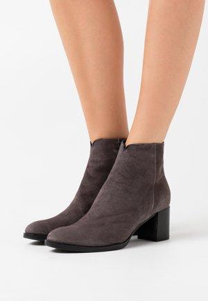 Kotníková obuv - taupe