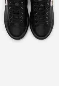KARL LAGERFELD - KAPRI IKONIC LACE - Sneaker low - black - 6