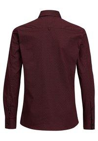 WE Fashion - MET DESSIN - Shirt - vintage red - 3