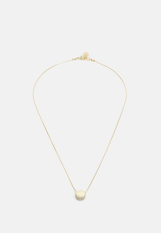 MARI SMALL NECK - Collier - gold-coloured