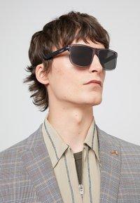 Gucci - Sunglasses - grey/black - 1