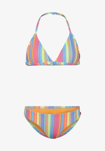 LANA J - Bikini - yellow/pink