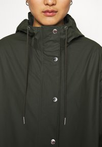 Samsøe Samsøe - STALA LONG JACKET - Waterproof jacket - rosin - 5