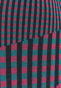 Diane von Furstenberg - SKIRT - Pencil skirt - grape/purple/green - 6