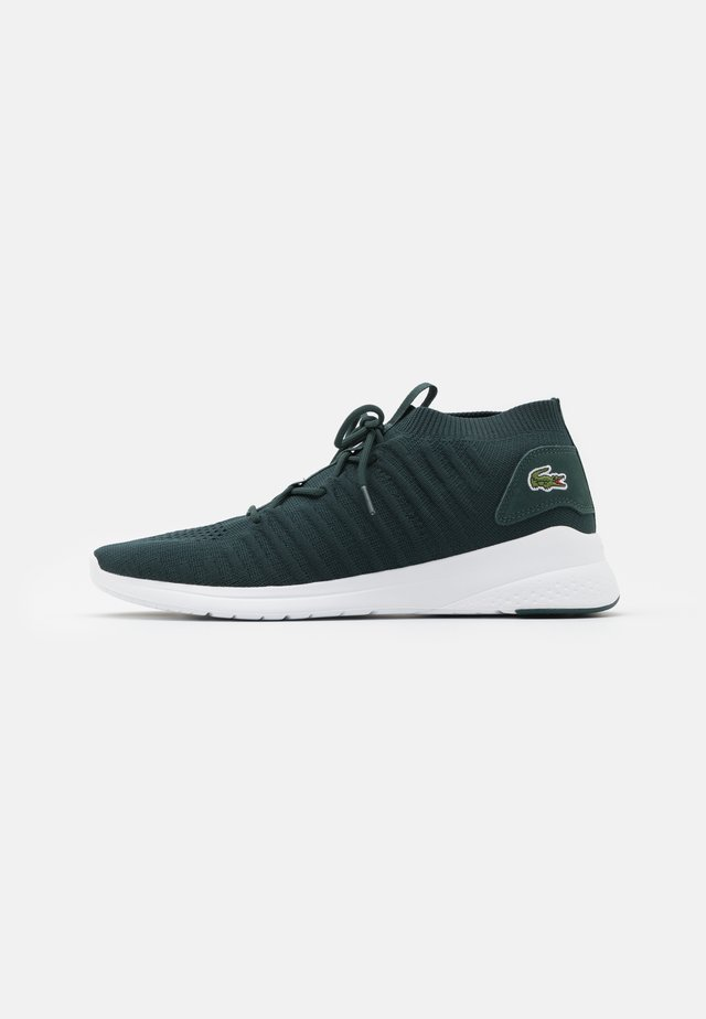 FIT-FLEX - Sneakers laag - dark green/white