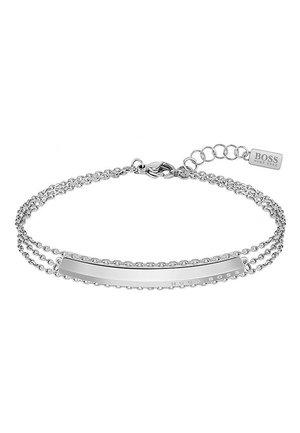 INSIGNIA - Bracelet - silber