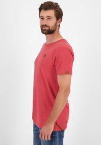 alife & kickin - MADDOXAK - Basic T-shirt - fiesta - 3