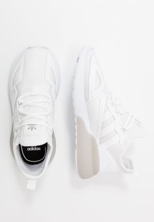 ZX - Matalavartiset tennarit - footwear white/grey two