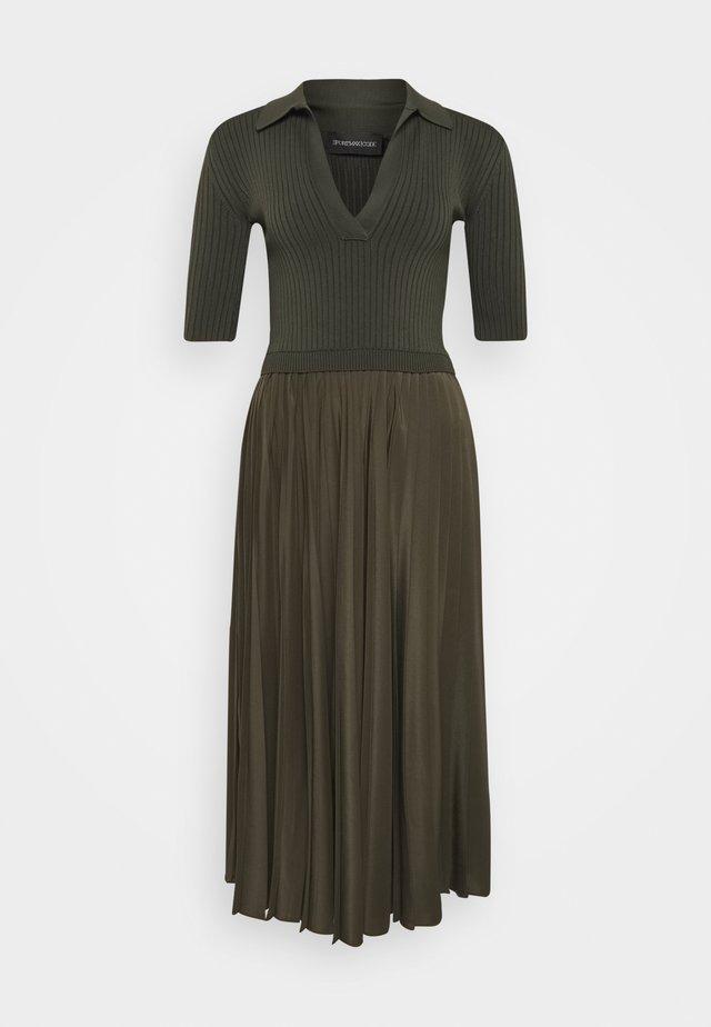 VINCI - Day dress - khaki