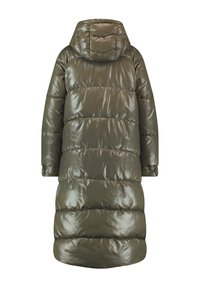 Taifun - GLÄNZENDEM FINISH - Winter coat - moss green - 3