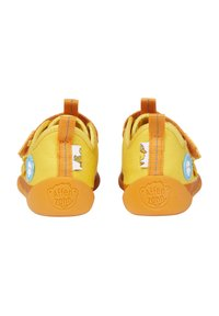 Affenzahn - Touch-strap shoes - gelb - 2