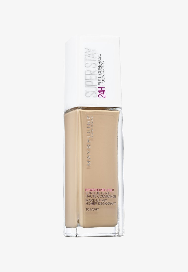 Maybelline New York - SUPERSTAY 24H MAKE-UP - Foundation - 10 nude