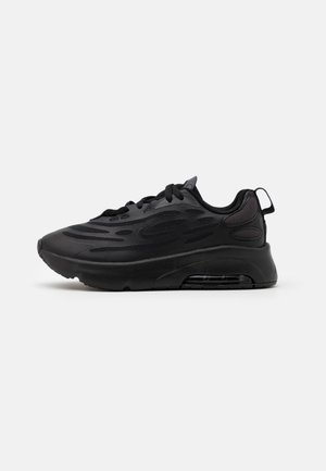 AIR MAX EXOSENSE UNISEX - Matalavartiset tennarit - black/off noir