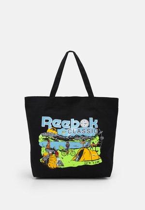 ROADTRIP UNISEX - Tote bag - black