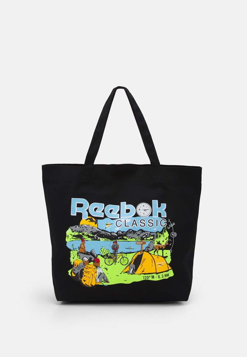 Reebok Classic - ROADTRIP UNISEX - Velká kabelka - black