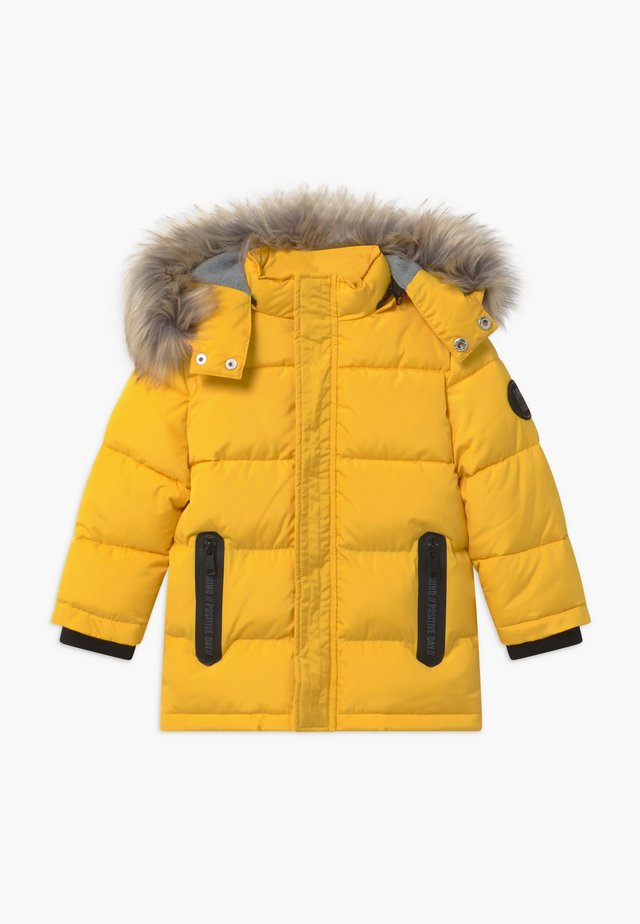 KID - Winter coat - yellow