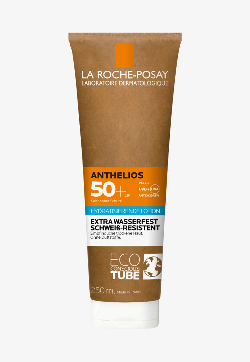 La Roche-Posay - SUN CARE ANTHELIOS HYDRATISIERENDE MILCH LSF 50+, PAPP-TUBE, 250 - Sun protection - -