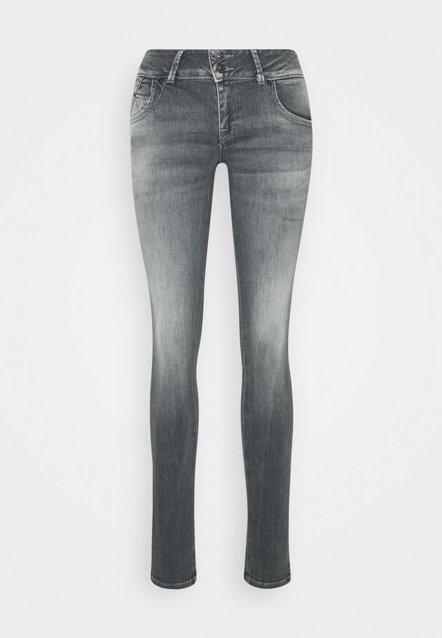 MOLLY - Vaqueros slim fit - renell undamaged wash