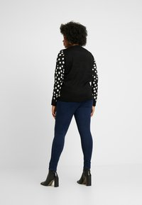 Simply Be - WAY REGULAR - Jeans Skinny Fit - rich indigo - 2