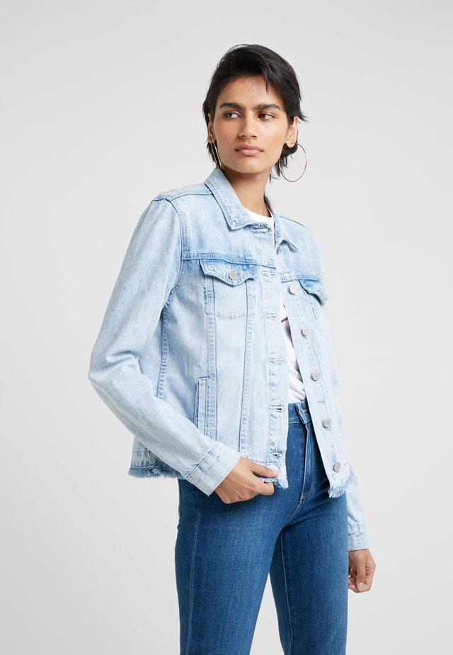 ROWAN JACKET - Giacca di jeans - dresdon