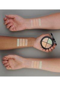 IsaDora - COLOR CORRECTING CONCEALER - Face palette - anti-redness - 2