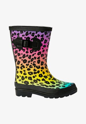 Wellies - multi-coloured