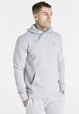 SMART ESSENTIALS HOODIE - Collegepaita - grey