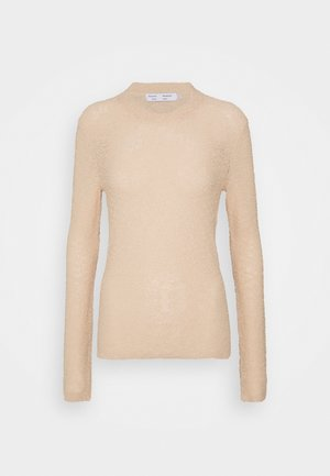 BOBBLE BOUCLE - Jumper - blush