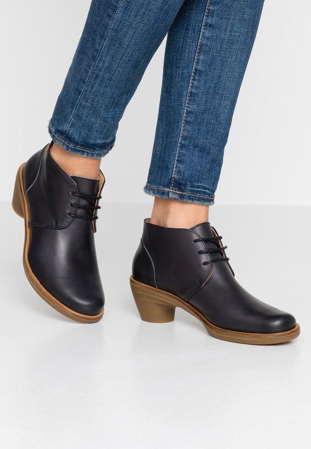 AQUA - Ankle boots - black
