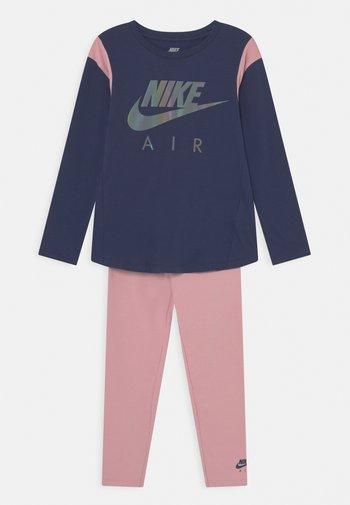 AIR SET - Tuta - pink glaze