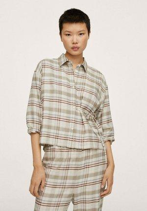 EBRO-I - Pyjama top - beige