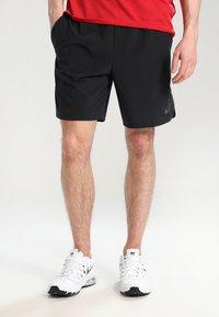 Nike Performance - VENT MAX - Träningsshorts - black/hematite - 0
