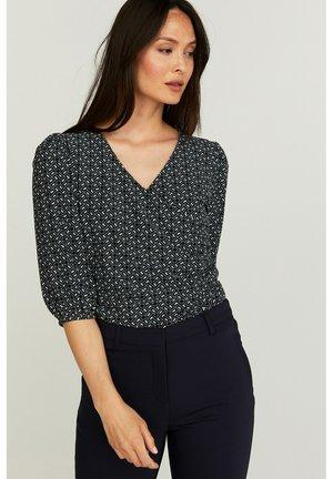 CAROLINA  - Long sleeved top - blue