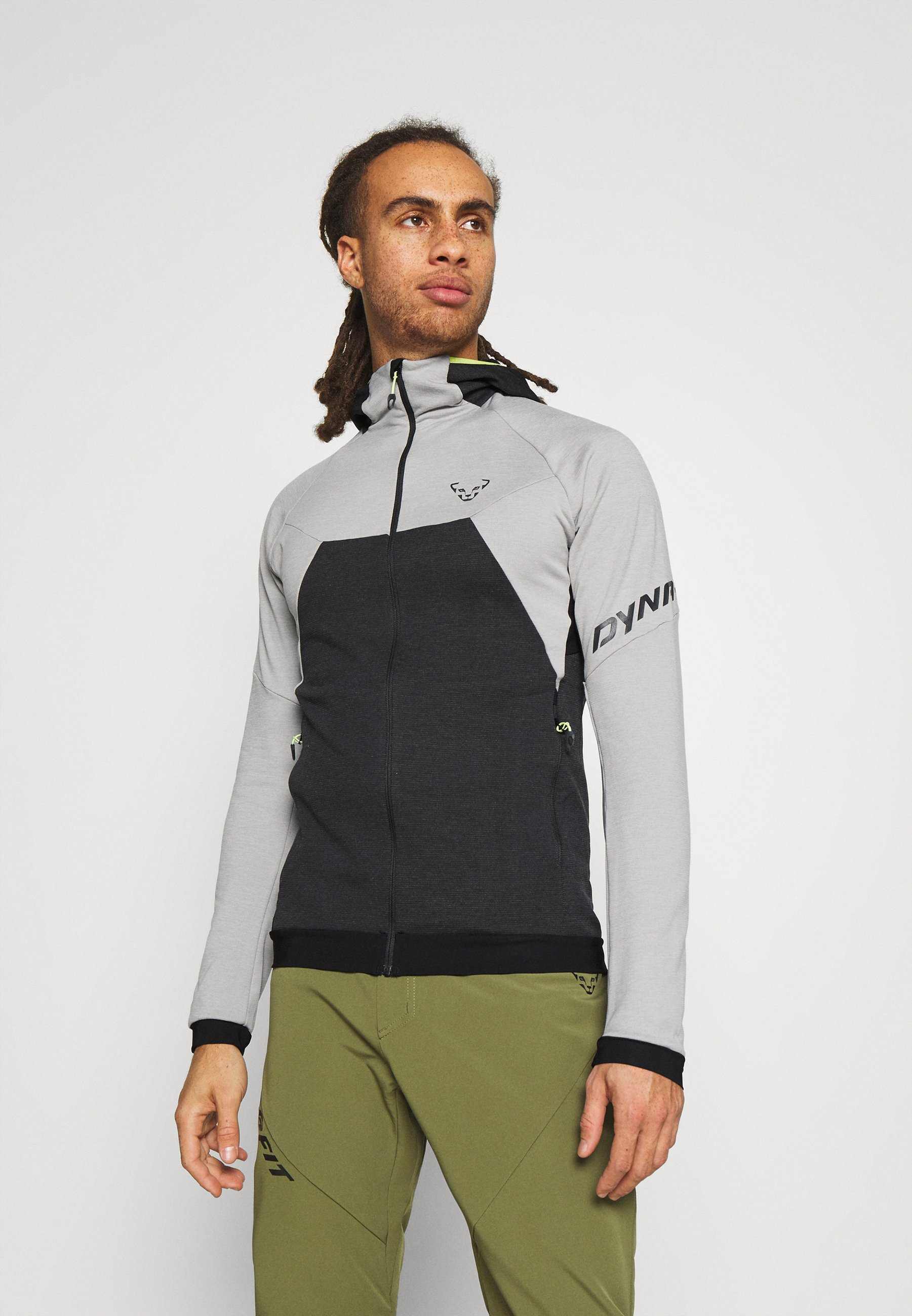 Uomo TOUR THERMAL HOODY - Giacca in pile