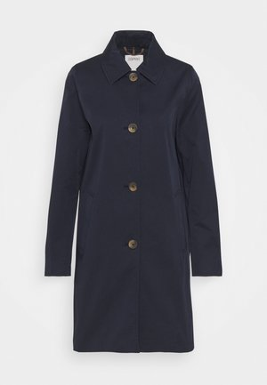 CAR COAT - Classic coat - navy