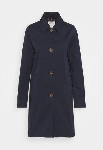 CAR COAT - Klasyczny płaszcz - navy