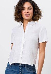 zero - Button-down blouse - white - 0