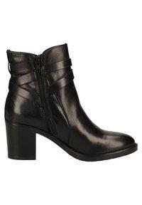 Scapa - Classic ankle boots - noir - 6
