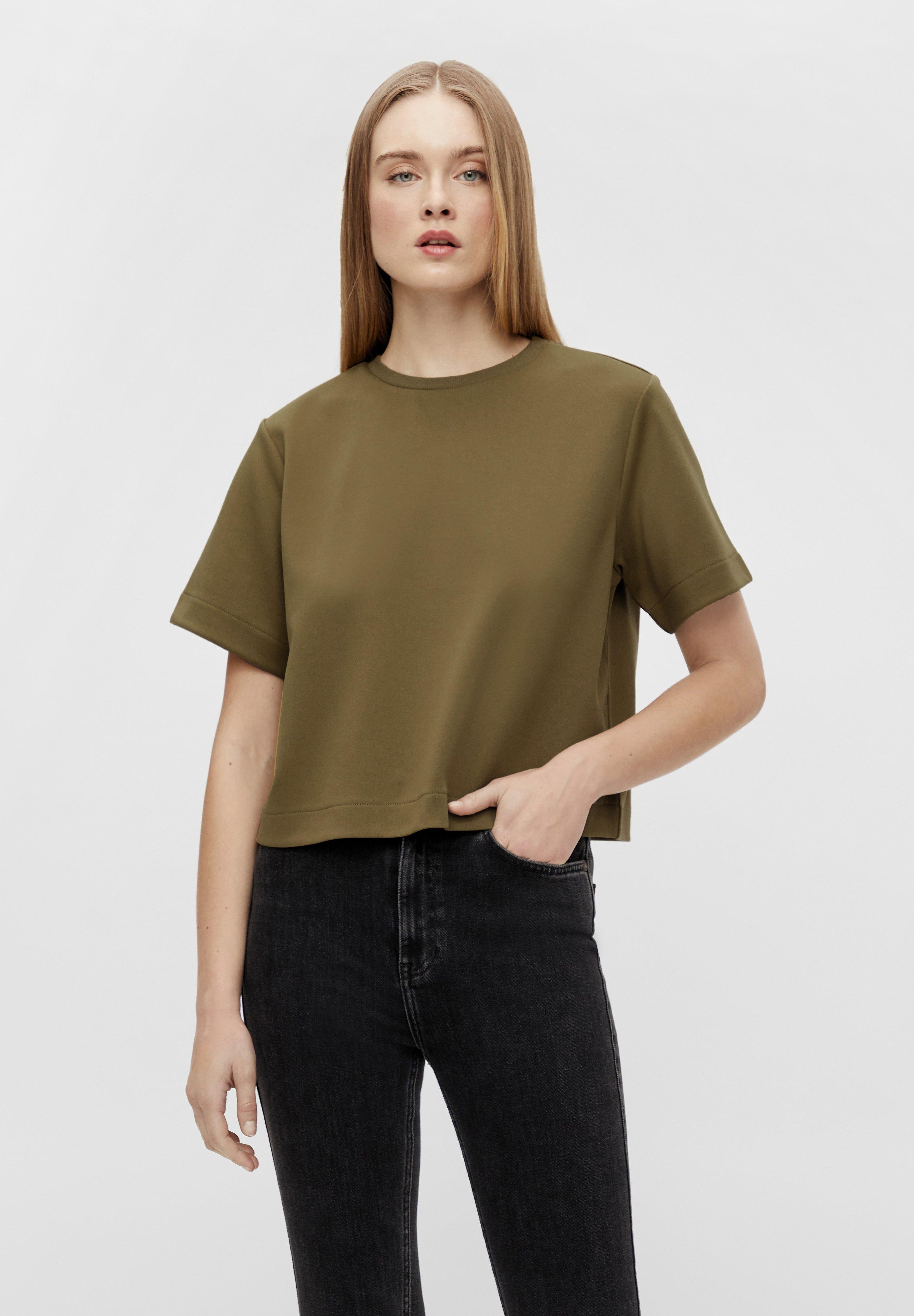 Women OBJMIKALA - Basic T-shirt