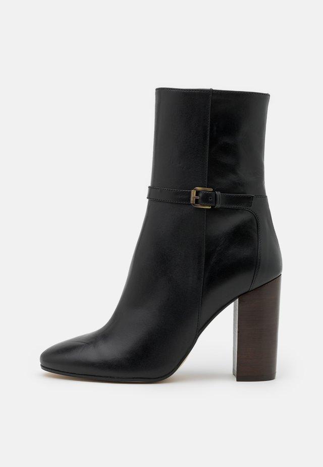 VIVETTE - High heeled ankle boots - noir