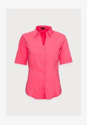 BLOUSE SLEEVE - Koszula - pink berry
