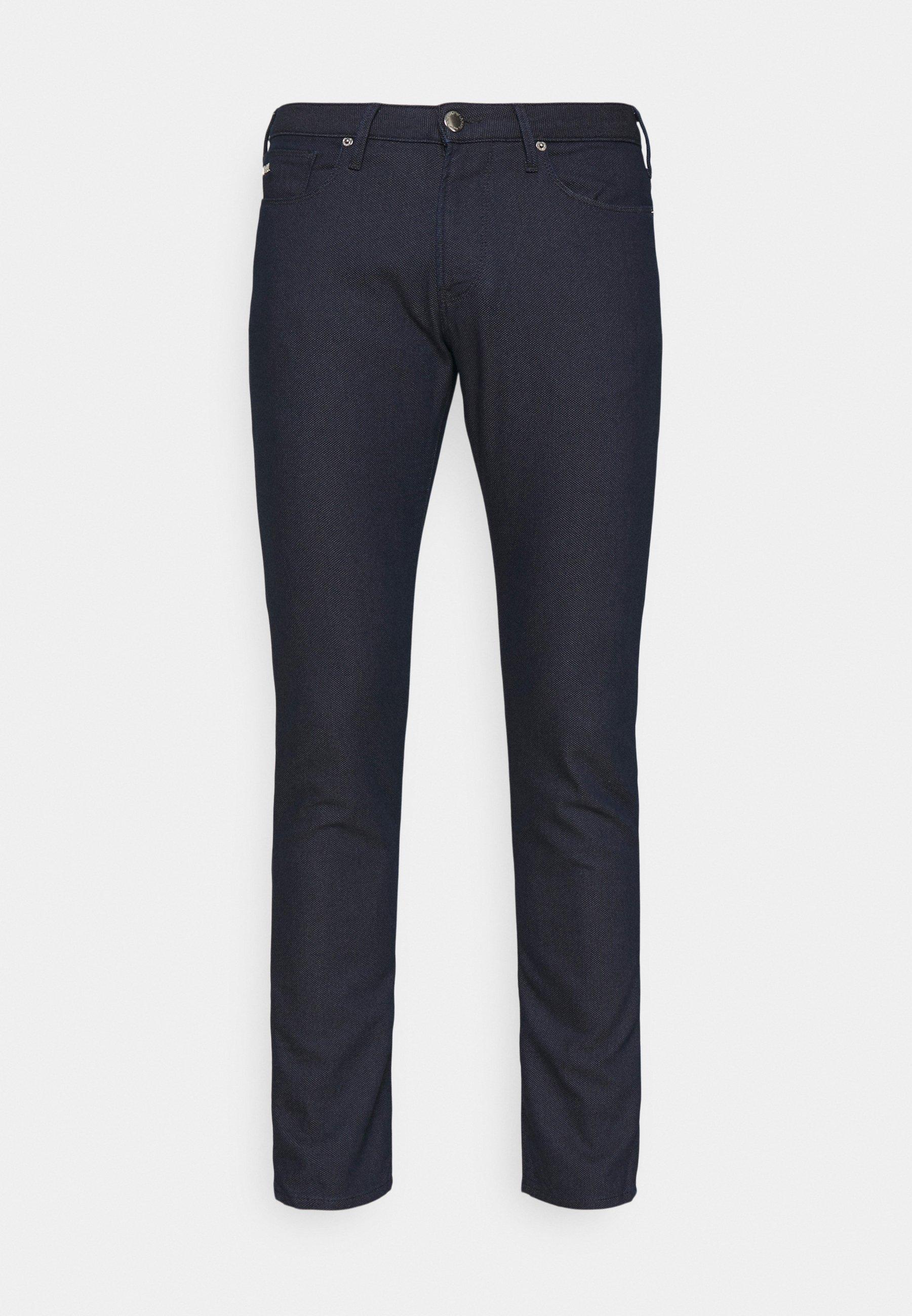 Uomo POCKETS PANT - Jeans slim fit