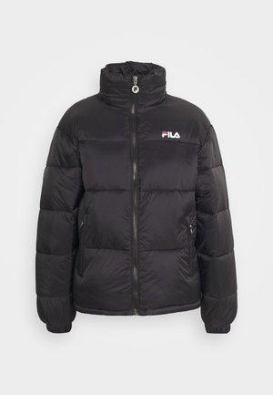 SUSSI PUFF JACKET - Winter jacket - black