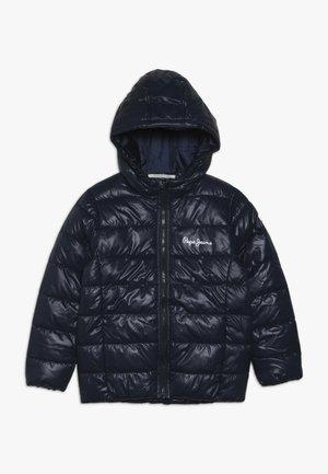 ALPHIE - Winter jacket - dark blue