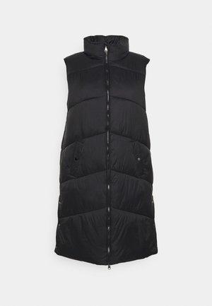 VMUPPSALA WAISTCOAT - Waistcoat - black