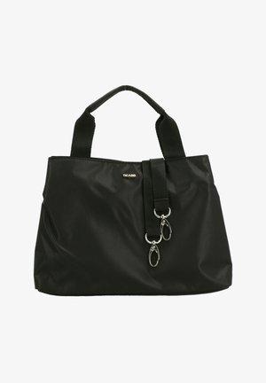 HAPPY - Handbag - schwarz
