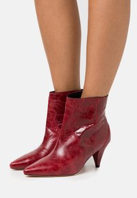 Iro - COTOPA - Classic ankle boots - red - 0