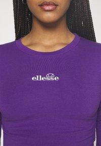 Ellesse - REO - Langærmede T-shirts - purple - 5