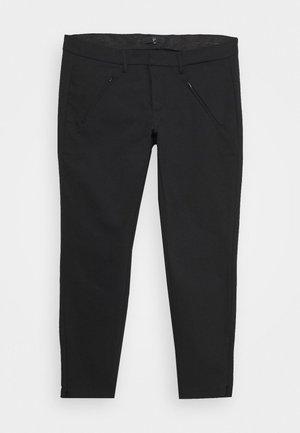YMARIAMY CROPPED PANT - Bukse - black